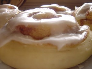 Perfectly wonderful Cinnamon Rolls