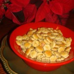 Spiced Oyster Crackers