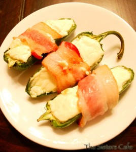 Bacon-Wrapped Jalapenos | The Sisters Cafe