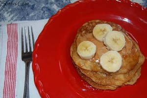 Buttermilk Wheat Pancakes and a Giveaway!