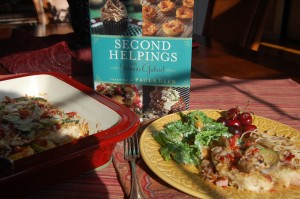 Chicken Niko and Cookbooks to Giveaway