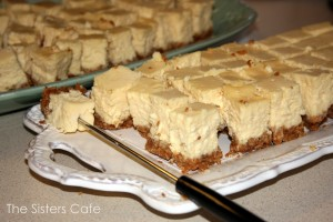 Cheesecake with a Graham Cracker Crust