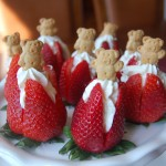 Stuffed Strawberries Divine