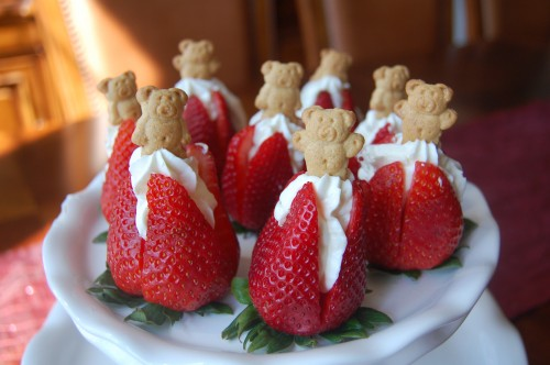 baby shower finger foods ideas for girls