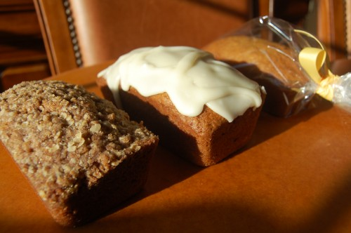 Perfect Pumpkin Bread 3 Ways