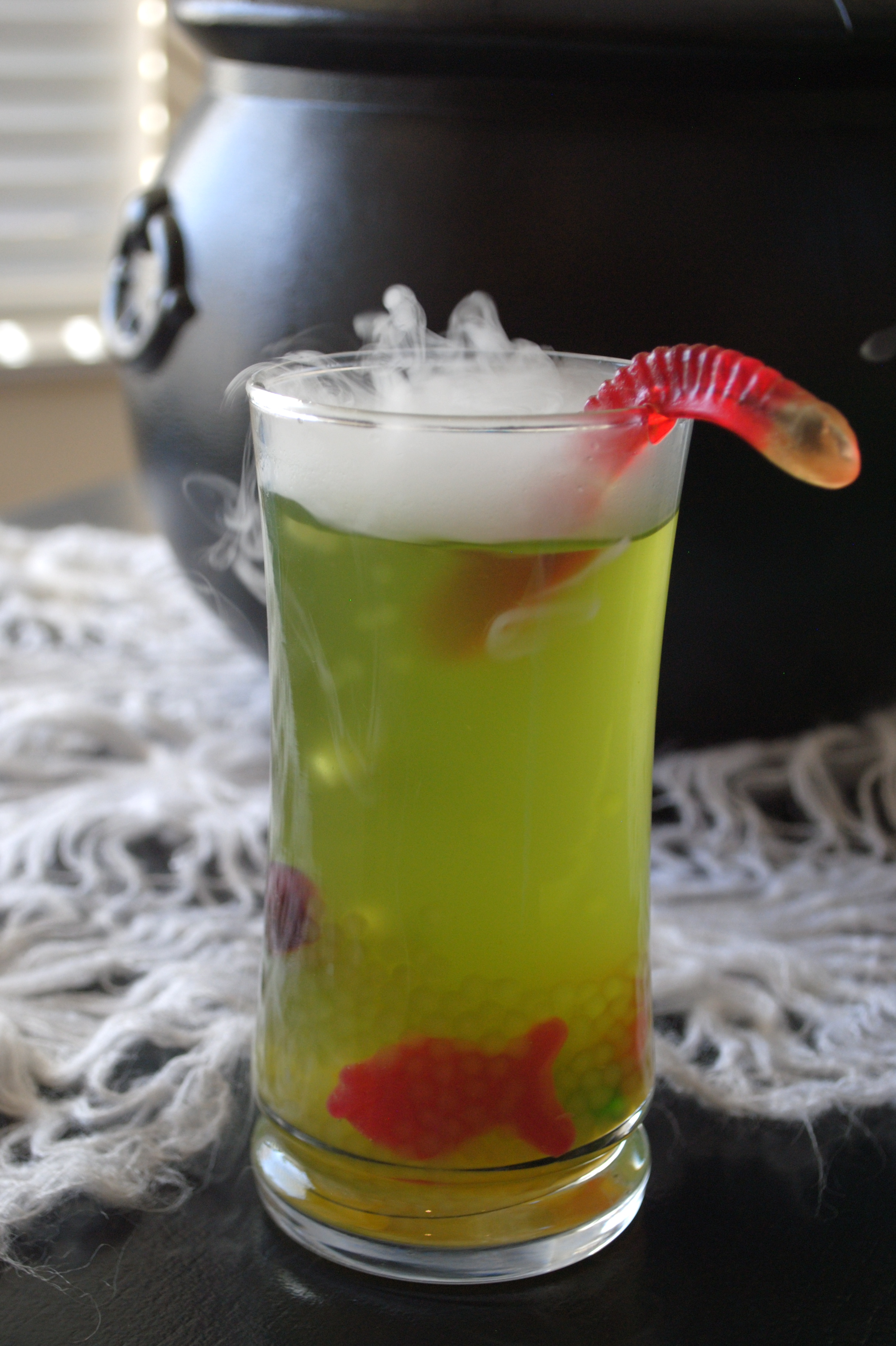 halloween swamp juice recipe