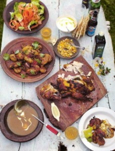 Jamie Oliver's Empire Roast Chicken and Cookbook Giveaway {Now Closed}