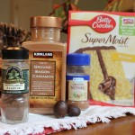 How To: Make a Spice Cake Mix from a yellow cake mix