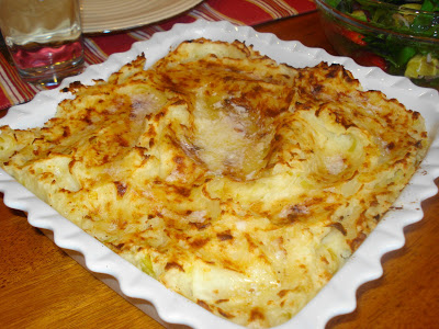 Colcannon (Irish Potato dish)