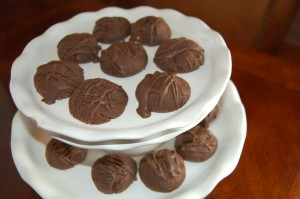 Easy Chocolate Bon Bons