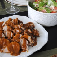 Maple and Brown Sugar Pork Tenderloin
