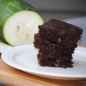 Chocolate Chip Zucchini Brownies | The Sisters Cafe
