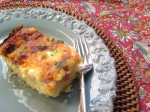 Hasbrown Breakfast Casserole