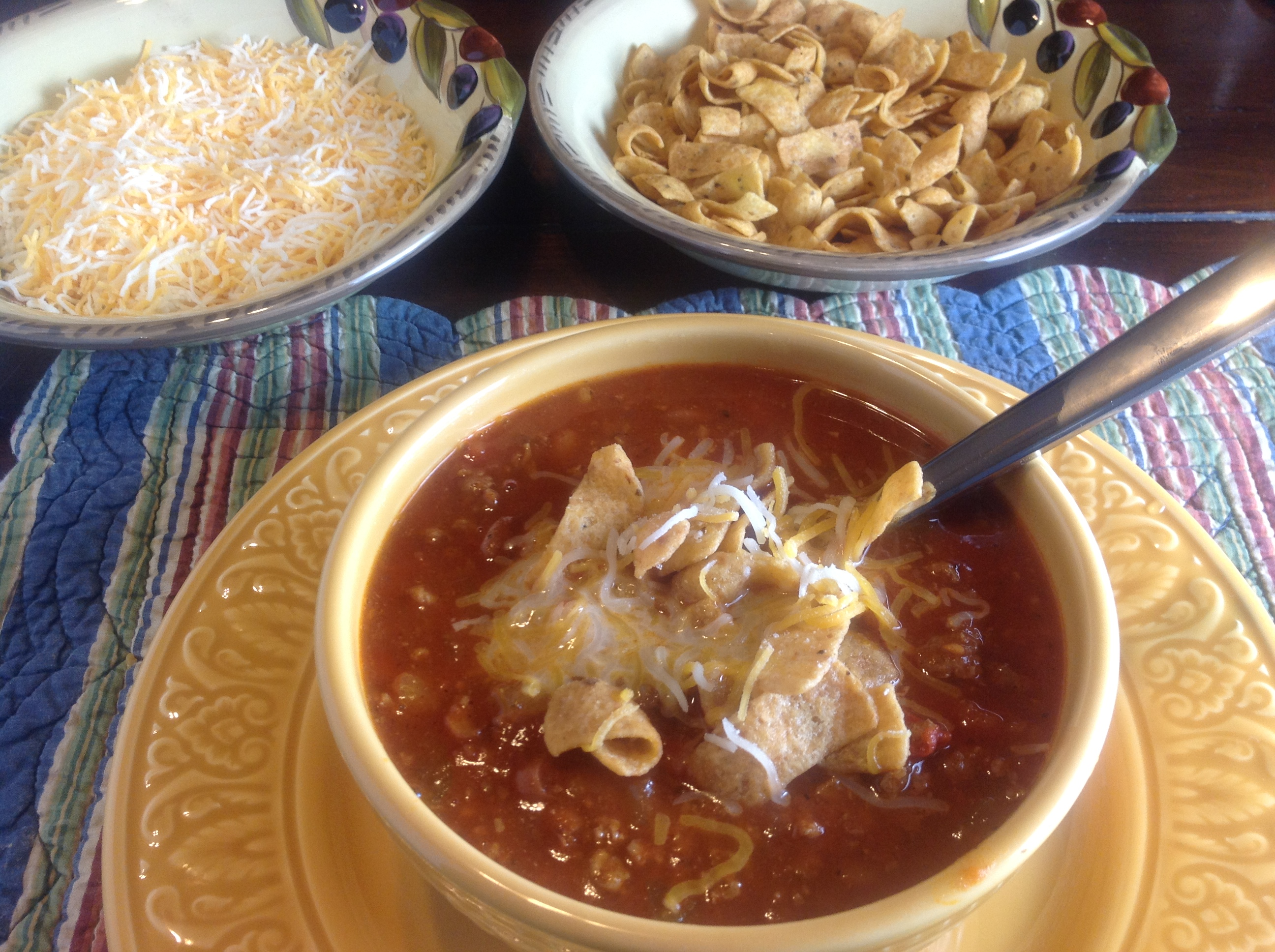 Recipe For Fantstic Cafe Chili