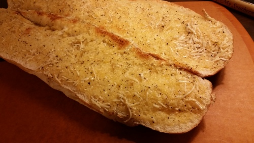 Garlic Parmesan Butter (and it's many uses)