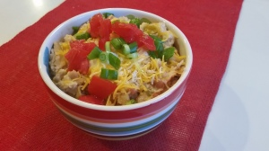 White Chicken Chili in the Crockpot