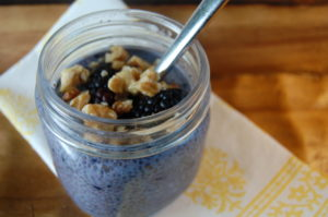 Chia Seed Pudding with lots of Variations