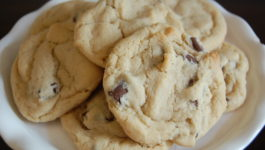 Chocolate Chip Cookies fav