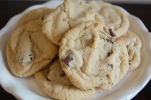 New and Improved Classic Chocolate Chip Cookie