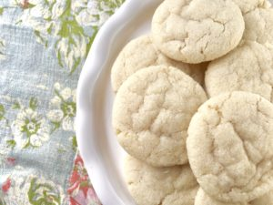 The BEST Gluten Free Sugar Cookies
