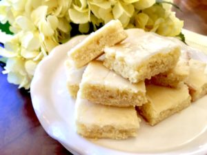 Lemon Brownies or Lemonies