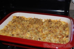 Chicken Cordon Bleu Bake