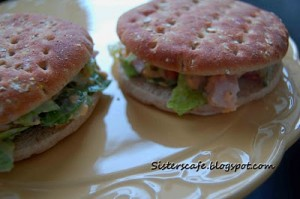 Cool Stuffed Pitas