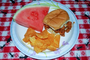Karen's Sloppy Joes
