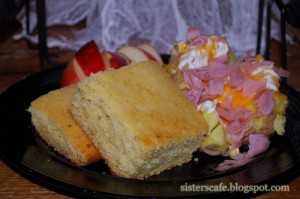 Aunt Sue's Cornbread Recipe
