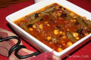 Crockpot Taco Soup and… a Giveaway Winner!!