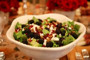 Wild Berry Salad and Giveaway