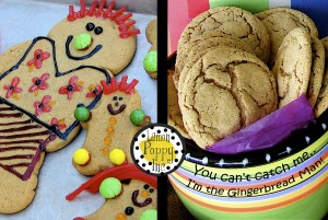 "Ginger Cookies and ""When Life Gives You Kids"" Cookbook Giveaway"