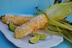Elote: Grilled Mexican Street Corn