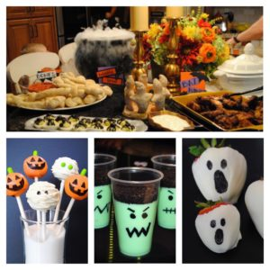 Halloween Food Roundup