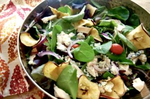 Fuji Apple Chicken Salad (Panera Bread Copy Cat)