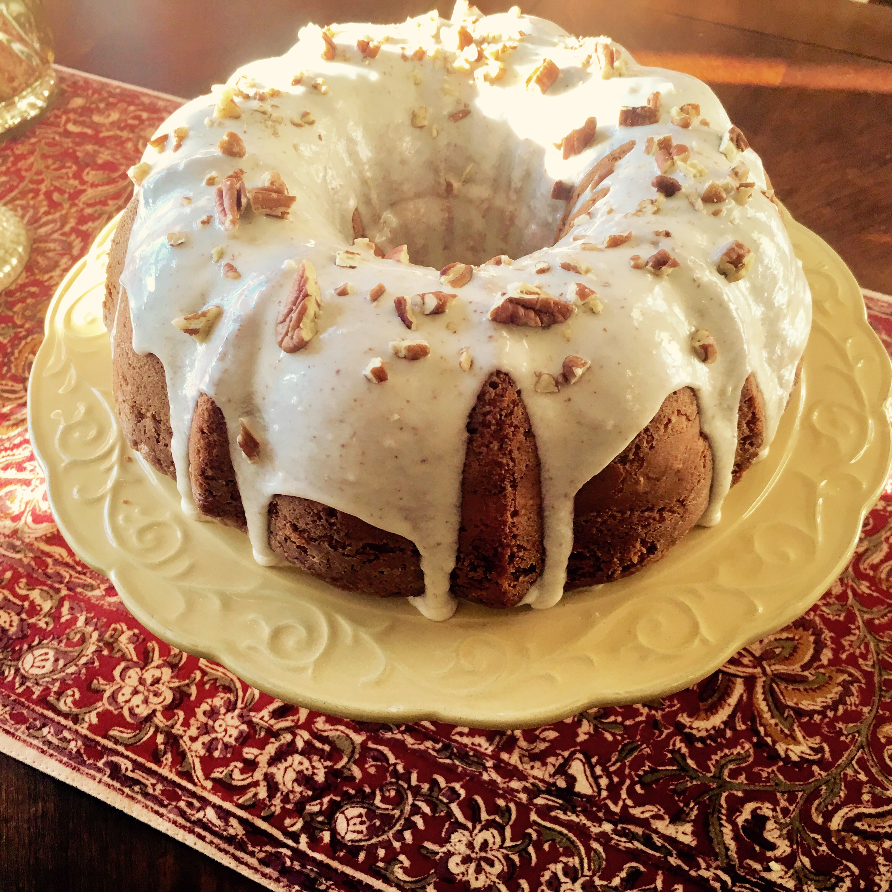Southern Living Pineapple Pound Cake