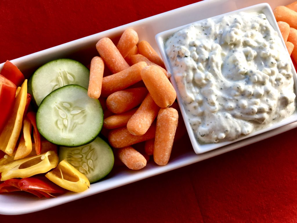 ranch cottage cheese dip rh thesisterscafe com  cottage cheese veggie dip