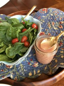 Shallot and Mustard Vinaigrette (A Salad Dressing to Rule them All)